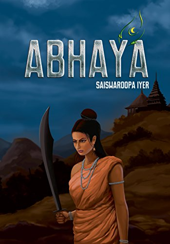Front Cover - Abhaya by Saiswaroopa Iyer