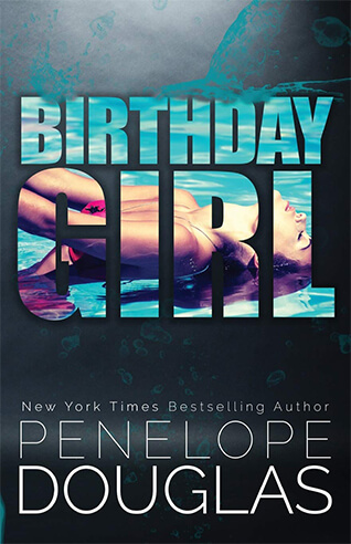 Front Cover - Birthday Girl by Penelope Douglas
